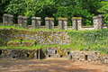 Saalburg Roman Fort Royalty Free Stock Photo