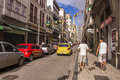 Saara popular commercial neighbourhood rio de janeiro in brazil Stock Photo