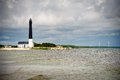Saare lighthouse in saaremaa the main southern on island baltic sea estonia europe Stock Photo