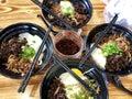 Sabah Chili Pan Mee Noodle