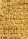 Sack-cloth background Royalty Free Stock Photos