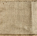 Sack texture background Royalty Free Stock Images