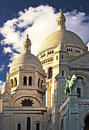 Sacré Coeur, Paris Stock Photo