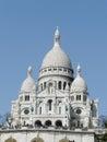 Sacré coeur paris church in Stock Photos