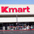 Sacramento etats unis septembre entrée de magasin de kmart sur septembe Photos stock