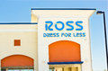 Sacramento etats unis septembre magasin de ross le septembre je Photo libre de droits
