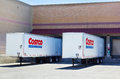 Sacramento usa september costco loading dock on september in california wholesale is a membership only warehouse Royalty Free Stock Image
