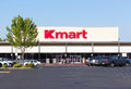 Sacramento usa september kmart store entrance on septembe in california is the third largest discount Royalty Free Stock Photography