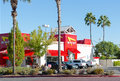 Sacramento usa september in n out burger restaurant on s california is a regional chain of Stock Images