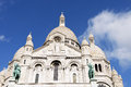 Sacre-Coeur Royalty Free Stock Photography