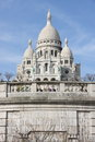 Sacre-Coeur Basilica, Paris Royalty Free Stock Photography