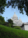Sacre-Coeur, Montmartre, Paris Royalty Free Stock Images