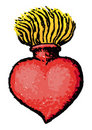 Sacred heart Royalty Free Stock Photo