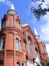 Sacred Heart Cultural Center Royalty Free Stock Photography