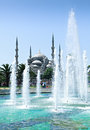 Sacred place of worship in istanbul Royalty Free Stock Images