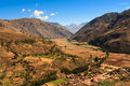 Sacred Valley Royalty Free Stock Photography