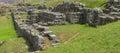 Sacsayhuaman inca city ruin Royalty Free Stock Photo