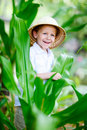 Safari boy Royalty Free Stock Photo