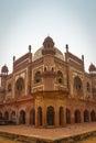 Safdarjung`s Tomb - New Delhi, India Royalty Free Stock Photo