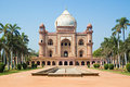 Safdarjung tomb Stock Photo