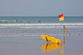 Safe surfers cornwall england – september are protected by the royal national lifeboat institution a years old charity at Stock Images