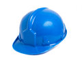 Safety helmet isolated on white background Stock Photo