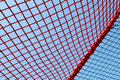 Safety red net Royalty Free Stock Photo