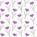 Saffron pattern vector illustration eps Royalty Free Stock Images