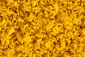 Saffron rice background Stock Photo