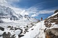 Sagarmatha National Park, Nepal Royalty Free Stock Photography