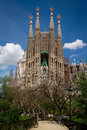 Sagrada Familia (Barcelona) Royalty Free Stock Photography