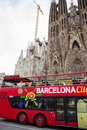 Sagrada Familia, Barcelona Stock Photography