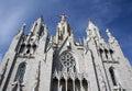 Sagrat Cor, Spain Royalty Free Stock Photo