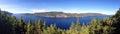 Saguenay fjord Royalty Free Stock Photo