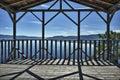 Saguenay fjord view Royalty Free Stock Photo
