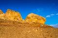 Sahara Desert. Egypt Royalty Free Stock Photo
