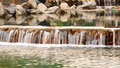 Sahastradhara beautiful water scene at dehradun uttrakahand india Royalty Free Stock Photography