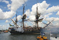 Sail Amsterdam Stock Images
