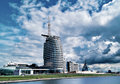 Sail City Hotel Bremerhaven Stock Photography