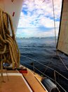 Sailing Стоковые Изображения