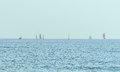 Sailing Boats On The Black Sea...