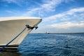 Sailing Boats In Marina
