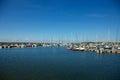 Sailing Boats In Marina, Bornh...