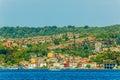 Sailing Bosphorus Royalty Free Stock Photo