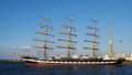 Sailing ship 03 Royalty Free Stock Photos