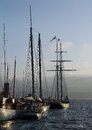 Sailing Ships In San Diego