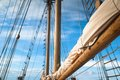 Sailing vessel Stock Image