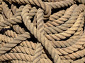 Sailor rope Royalty Free Stock Images