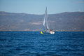 Sailors participate in sailing regatta 16th Ellada
