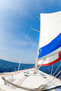 Sails up Royalty Free Stock Photos